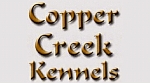 SPONSOR: Copper Creek Kennels